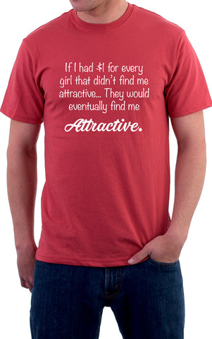 Attractive Unisex T-Shirt