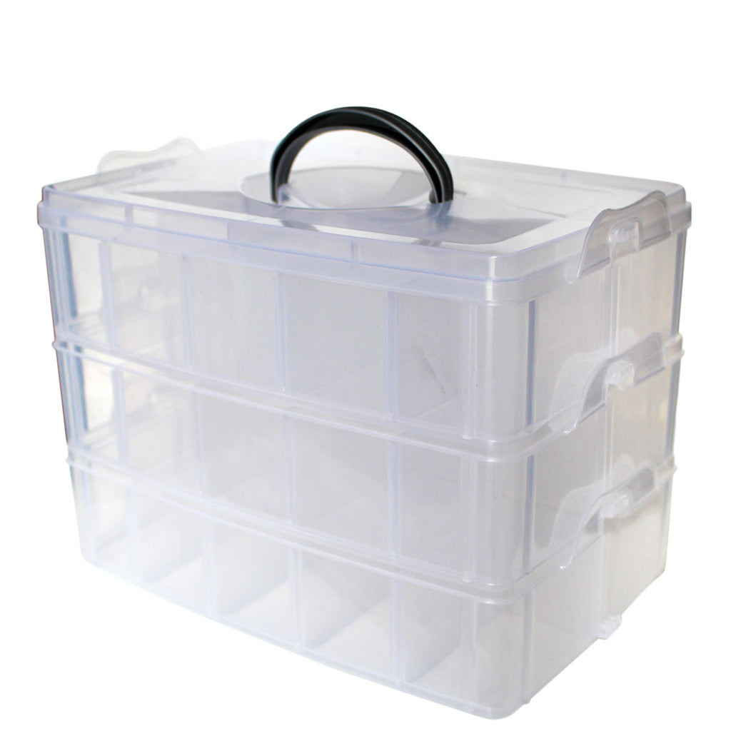 3 Tier Storage Box
