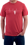 Pull Up Heart Beat Unisex Shirt