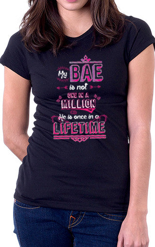 Once In A Lifetime Women's Fit T-Shirt