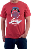 Dolphins On My Radar Unisex T-Shirt