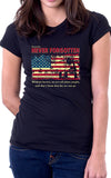 Never Forgotten Women's Fit Tshirt