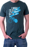 I Am Riding My Bike Unisex T-Shirt