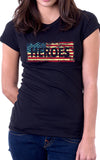 Memorial Day Heroes Women's Fit Tshirt