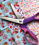 9 Inch Soft Grip Pinking Shears
