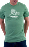Negative I Am King Unisex T-Shirt