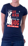 Don't Hurt My Dog Women's Fit T-Shirt