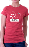 Cassette: I Will Be Back Women's Fit T-Shirt