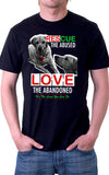 Rescue And Love Dogs Unisex T-Shirt