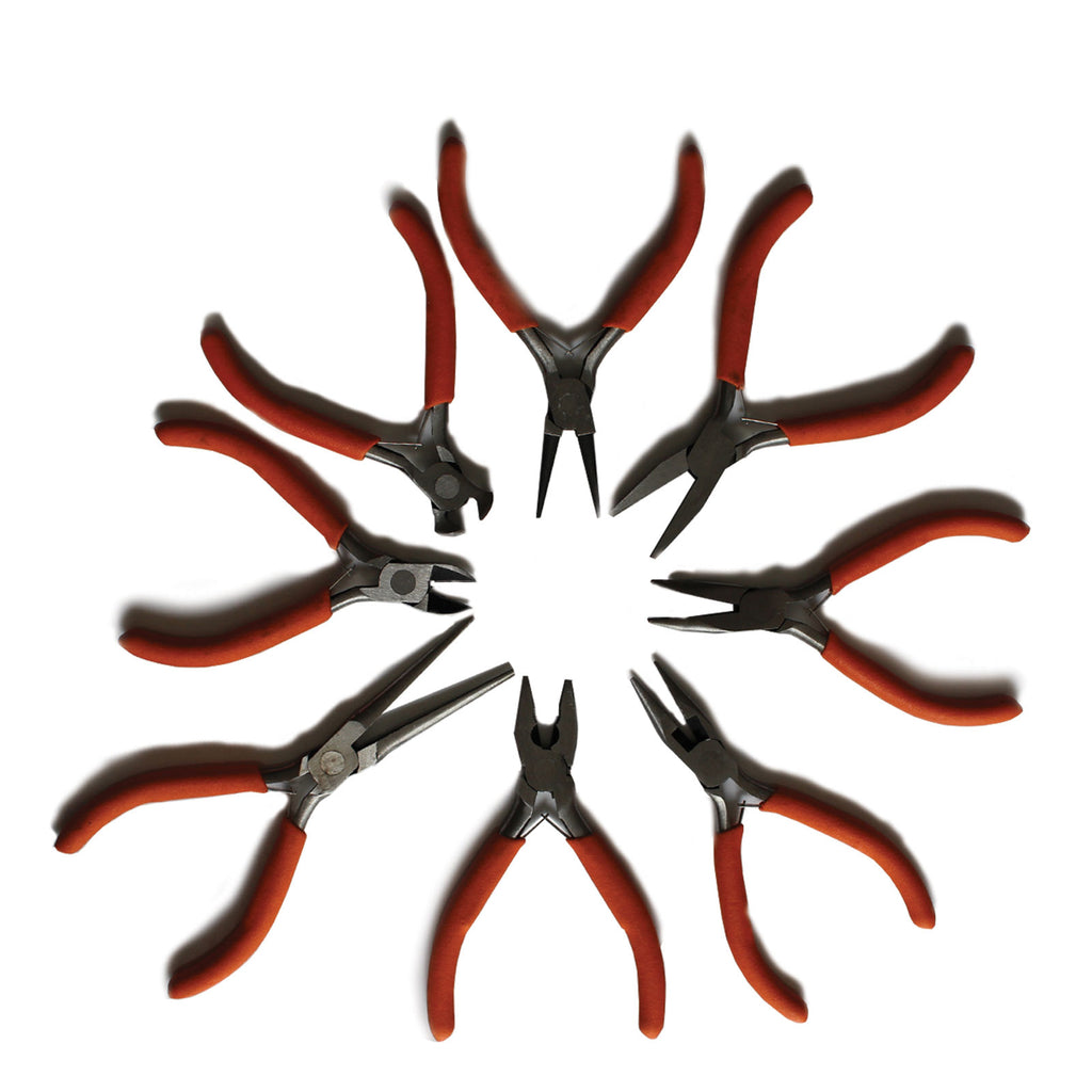 8 Piece Plier Set