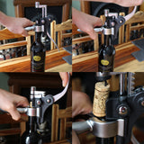 9 Piece Wine Bottle Opener and Accessories