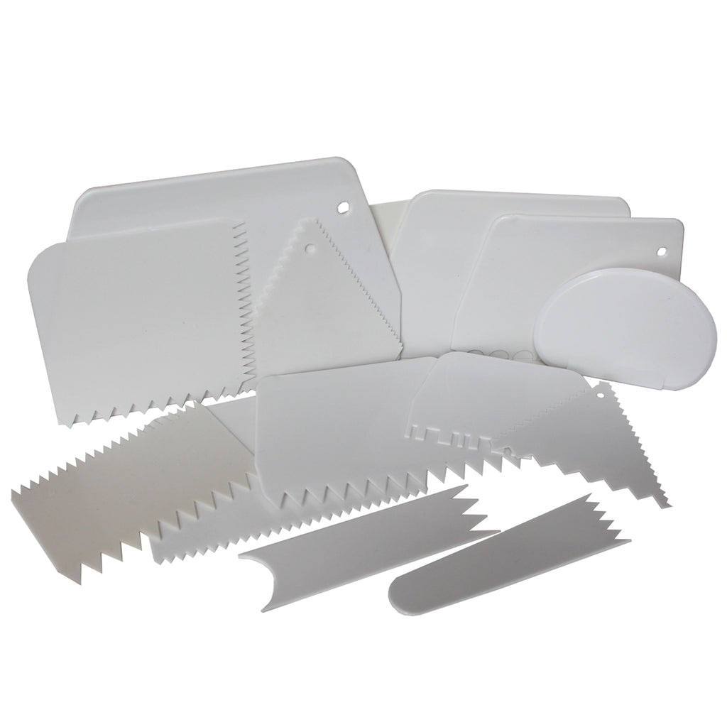 15 Piece Scraper Set