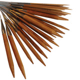 Wooden Bamboo Knitting Needles