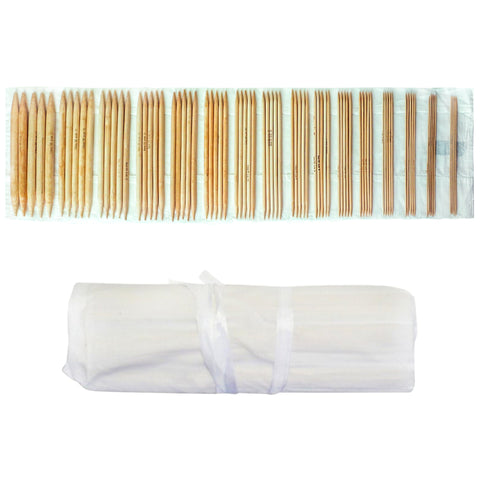 80 Piece Knitting Needle Set