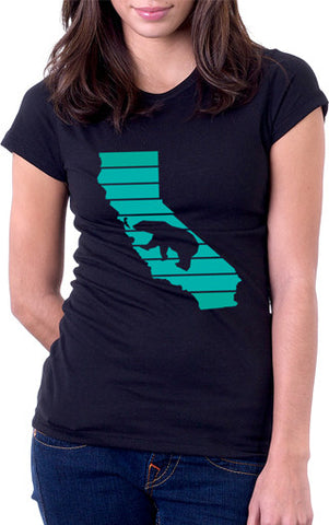 California Republic Women's Fit T-shirt