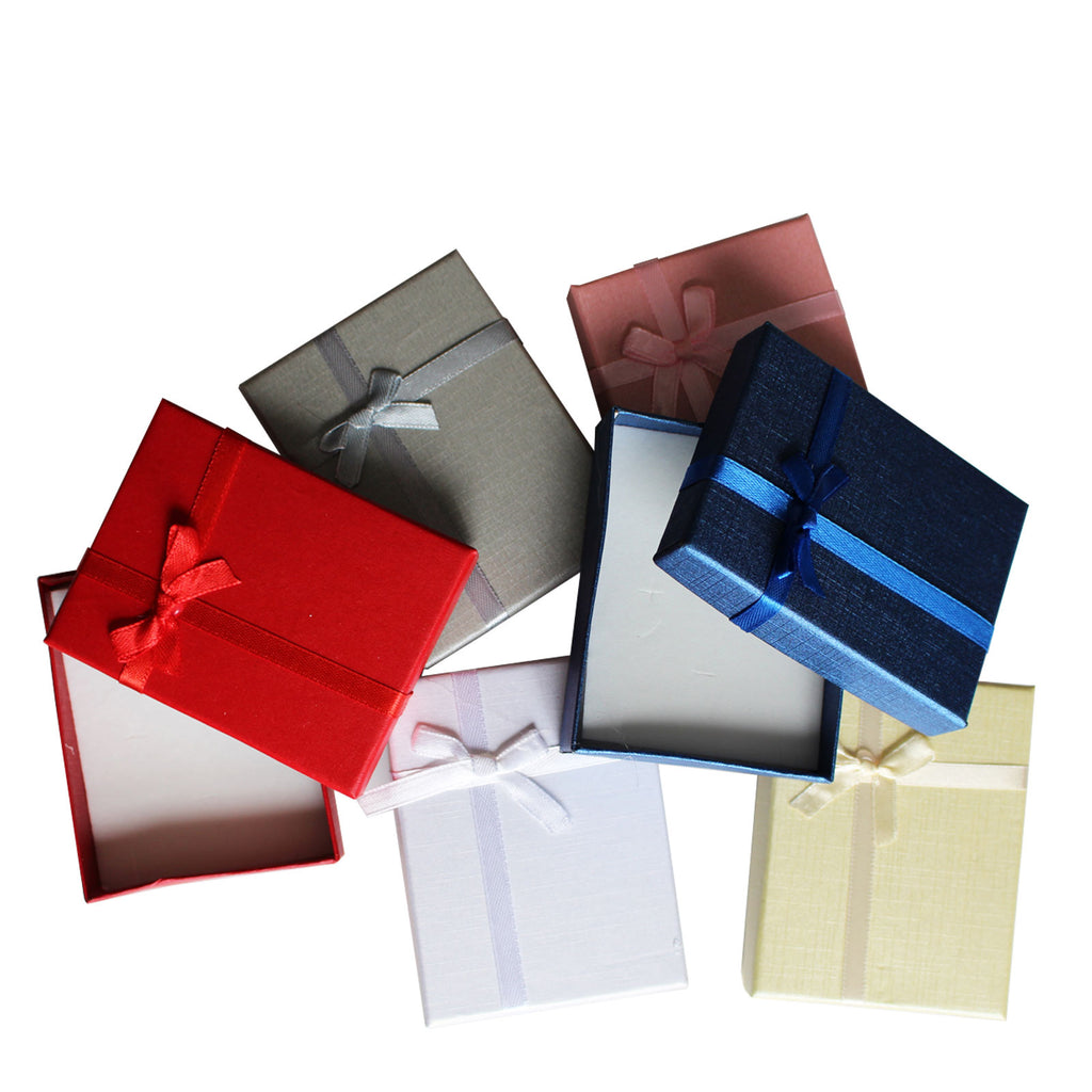 12 Pack of Necklace Gift Boxes