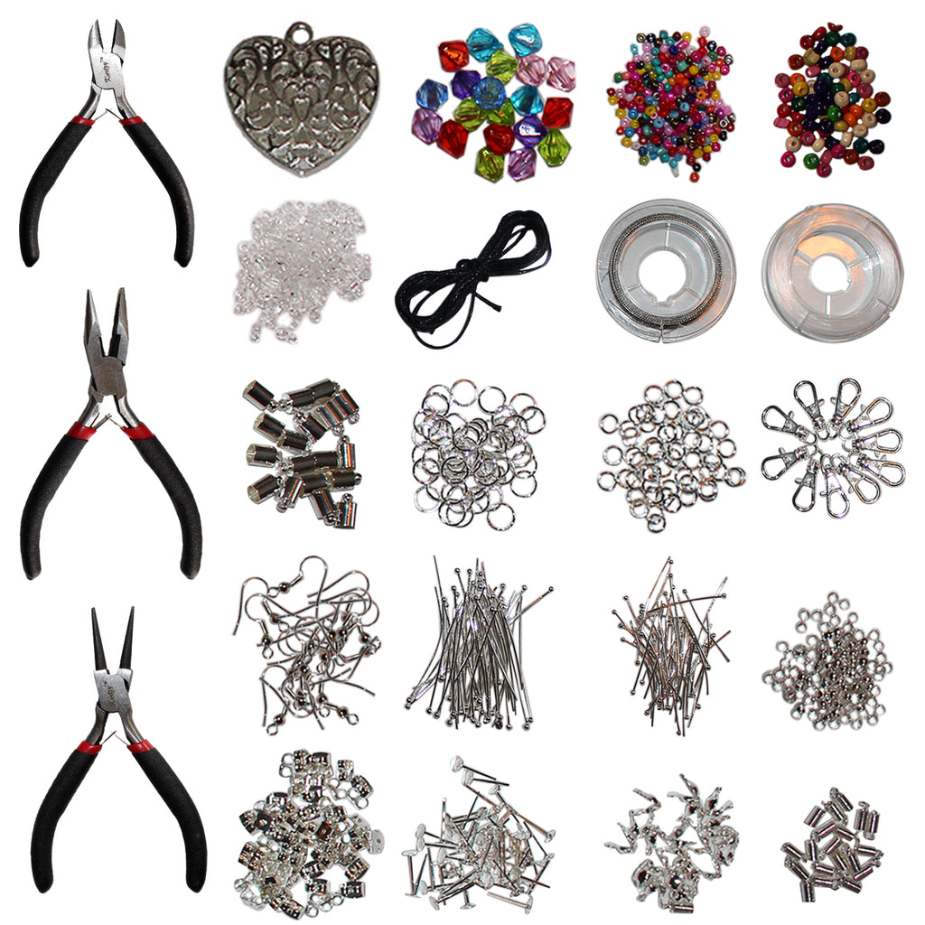 1000 Piece Jewellery Making Kit