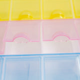2 Tier Plastic Storage Box