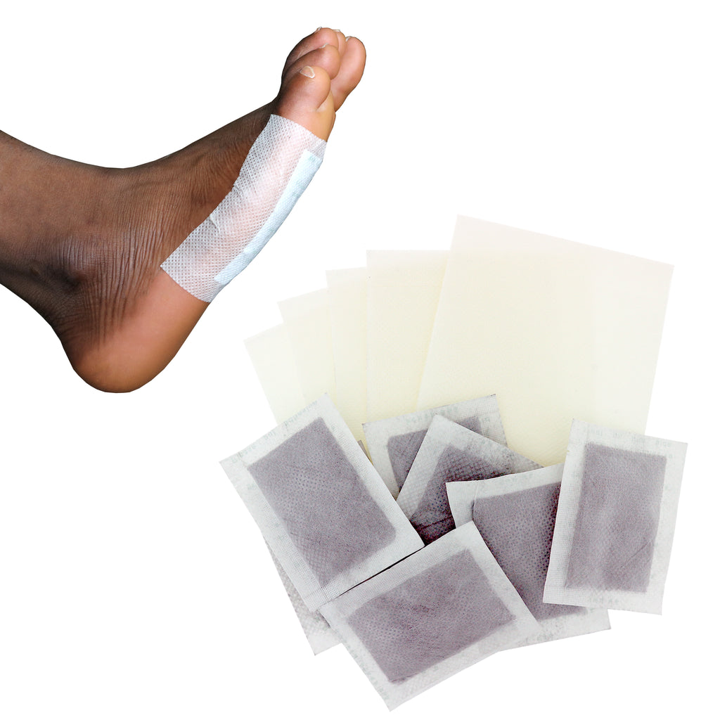 100 Pack of Kinoki Foot Pads