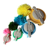 Plastic Pom Pom Maker Kit