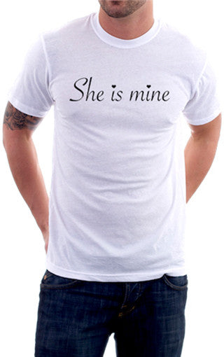 Is Mine Unisex T-Shirt