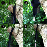 Tree Swing Hanging Strap Kit