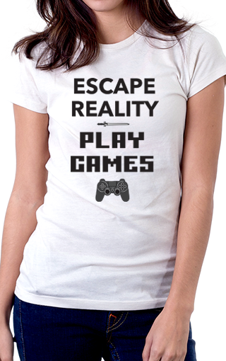 Play Games Women's Fit T-Shirt
