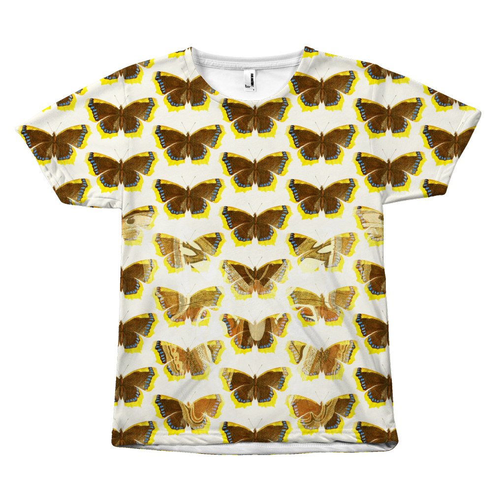 Butterflies Multiply All Over Tees