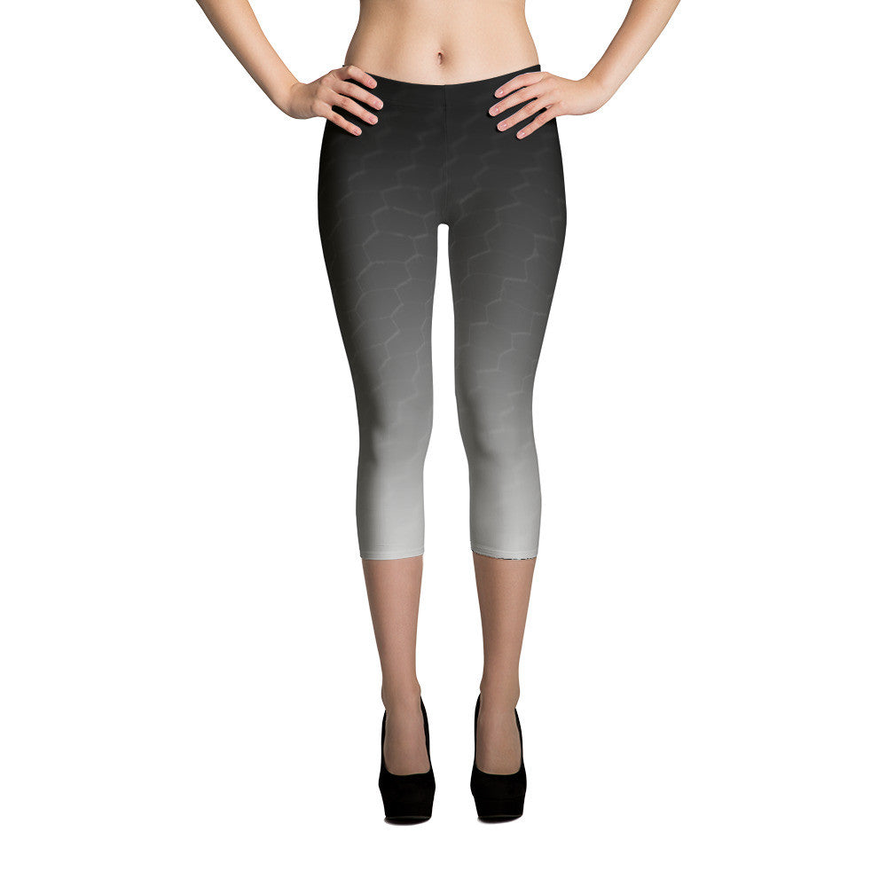 Dark Rise Capri Leggings