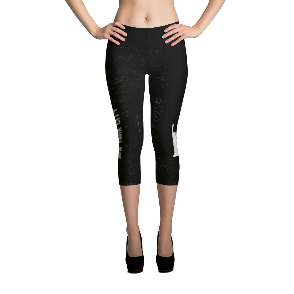 NY City Capri Leggings