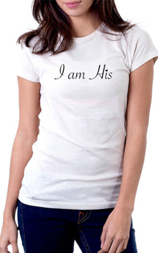 I am His Women's  Fit T-Shirt