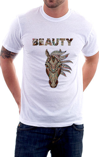 Horse Beauty Unisex Shirt