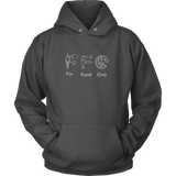 For Food Only Hoodie