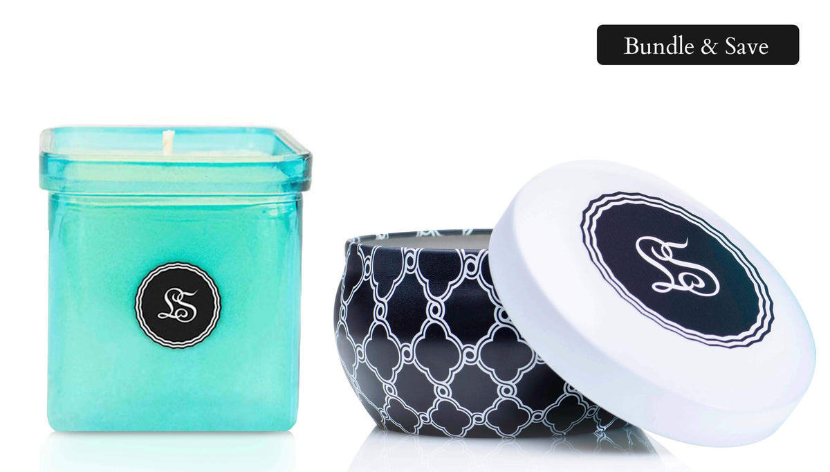 DAY AT THE SPA CANDLE BUNDLE