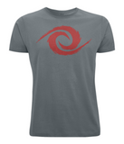 PKGen Mens T-Shirt - Legacy Swirl - Red