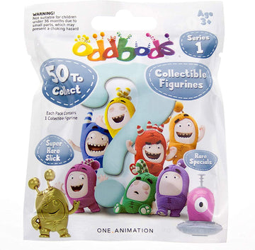 Oddbods Blind Bags - Pack of 10