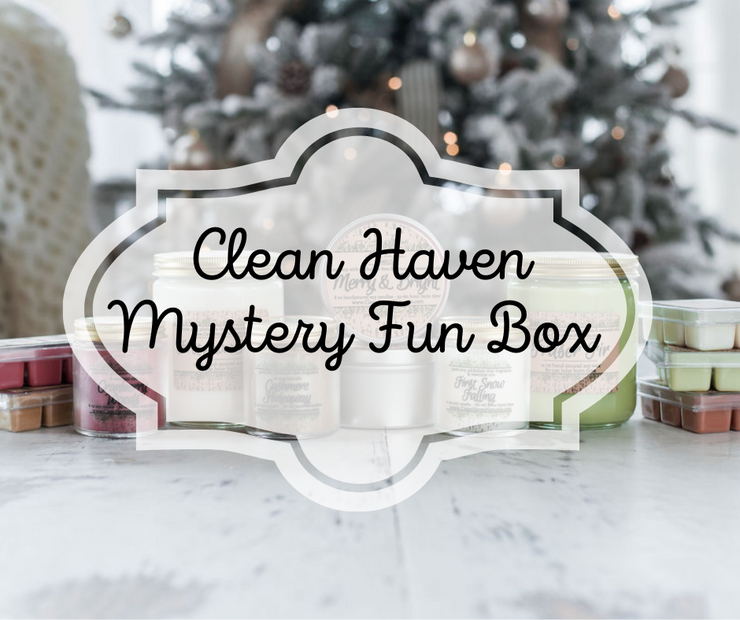 Fall & Winter Clearance Fun Box