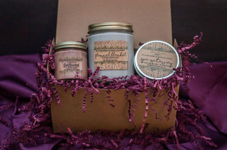 Candle Variety Gift Set