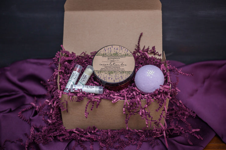 Skin Pampering Gift Set