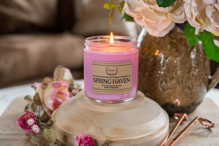 Candle of the Month - SHIPS FREE!