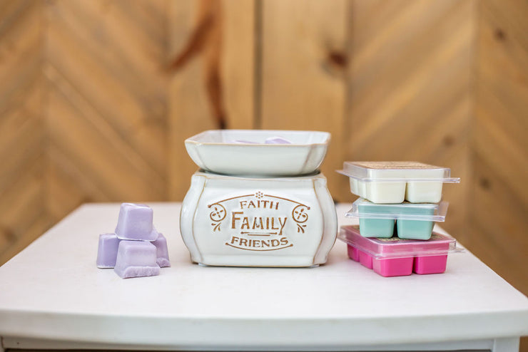 Soy Wax Melt Bar Trio