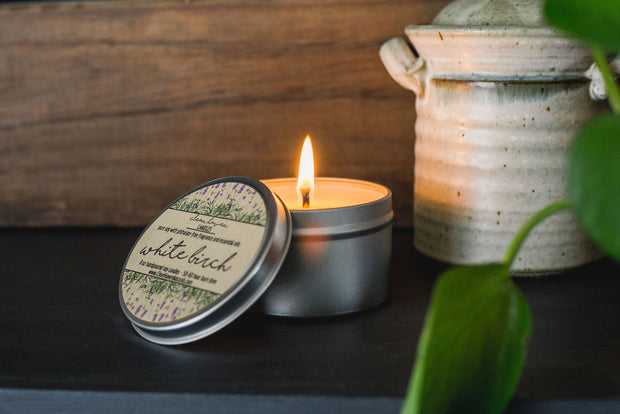 Soy Candle Tin