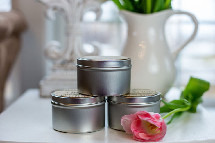 Candle Tin Trio