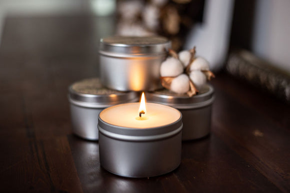 Free Shipping Restock Deal - Candle Tin  Buy 3, Get 1 Free!