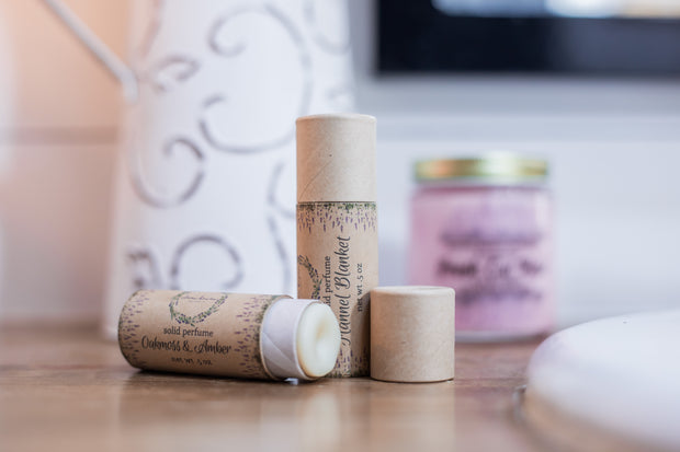 [NEW Eco-Friendly Tube!] Solid Perfume
