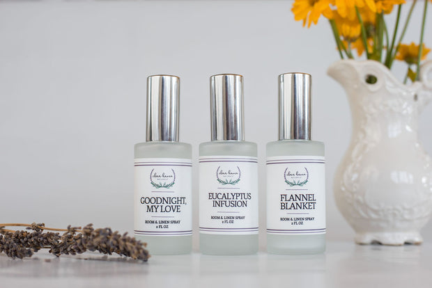 [Trio Bundle] Room & Linen Sprays