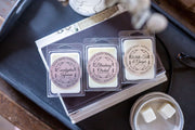 Trio of Serenity Collection [Limited Edition] Soy Wax Bars
