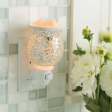 Reflection Glass Pluggable Wax Warmer