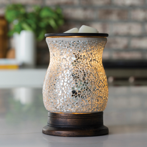 Reflection Glass Illumination Warmer - 15% OFF MOVING SALE