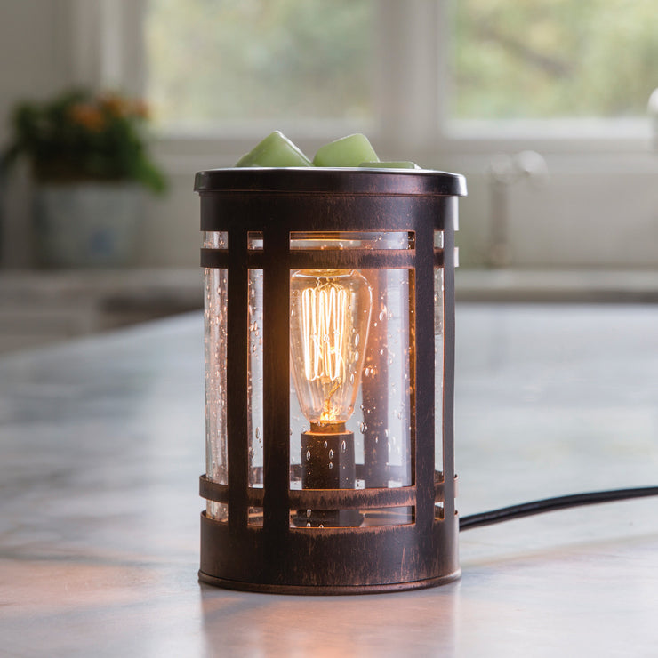 Classic Bronze Edison Bulb Illumination Warmer